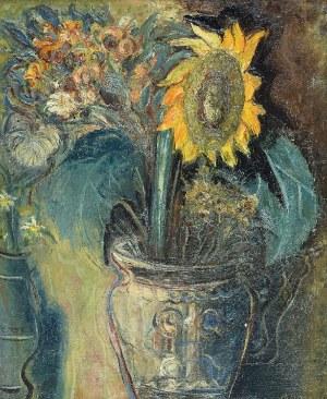 Marc STERLING (1898-1976), Kwiaty w wazonie