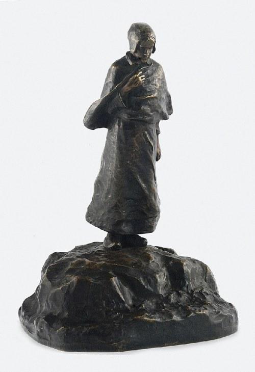 Ruth MILLES (1873-1941) Fonderie EUGENE BLOT, Pożegnanie