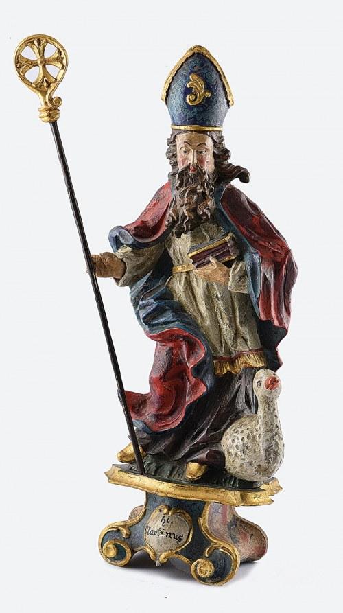 Św. Marcin z gęsią