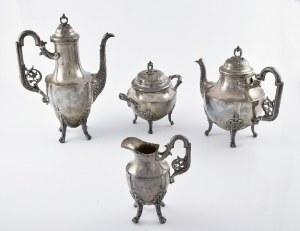 Armand FRENAIS (firma czynna: 1877-1927), Komplet do kawy i herbaty