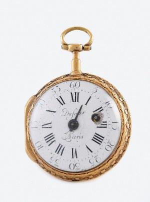 DUFOUR A PARIS, Zegarek kieszonkowy