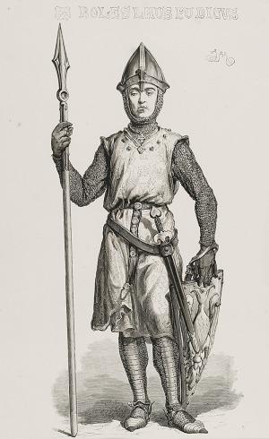 Jan MATEJKO (1838-1893), Bolesław Wstydliwy