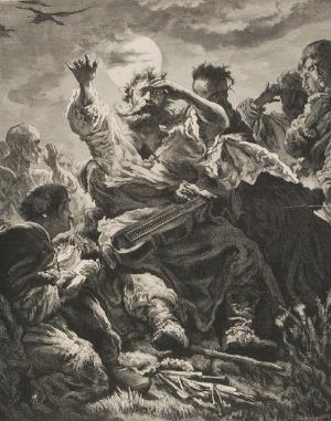 Jan MATEJKO (18381893), Wernyhora