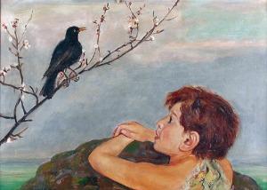 Wlastimil HOFMAN (1881-1970), Wiosna