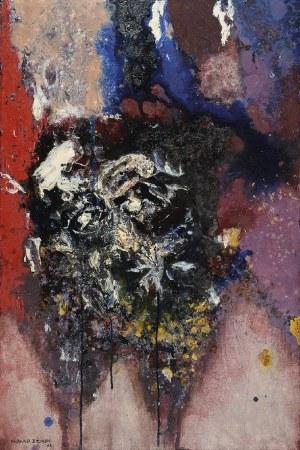 Rajmund ZIEMSKI (1930-2005), Pejzaż 55/68, 1968