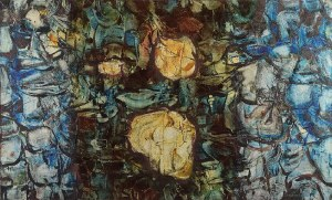Alfred LENICA (1899-1977), Leśne serpentyny, 1963
