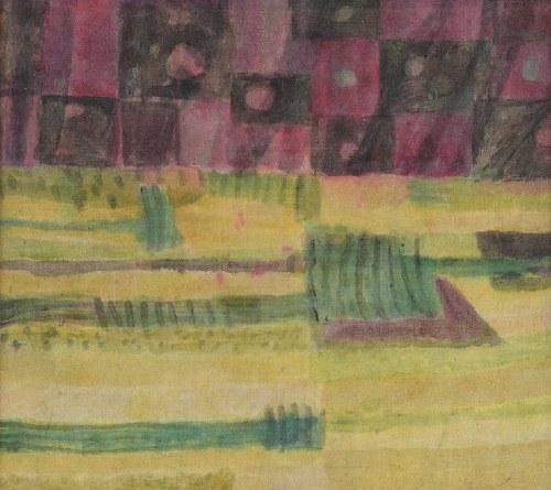 Piotr POTWOROWSKI (1898-1962), Bez tytułu, 1961