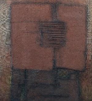 Tomasz JAŚKIEWICZ (1932-1991), Konstrukcja w czerwieni II