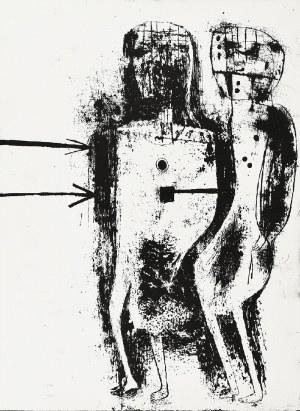 Zdzisław BEKSIŃSKI (1929-2005), Postacie, 1959