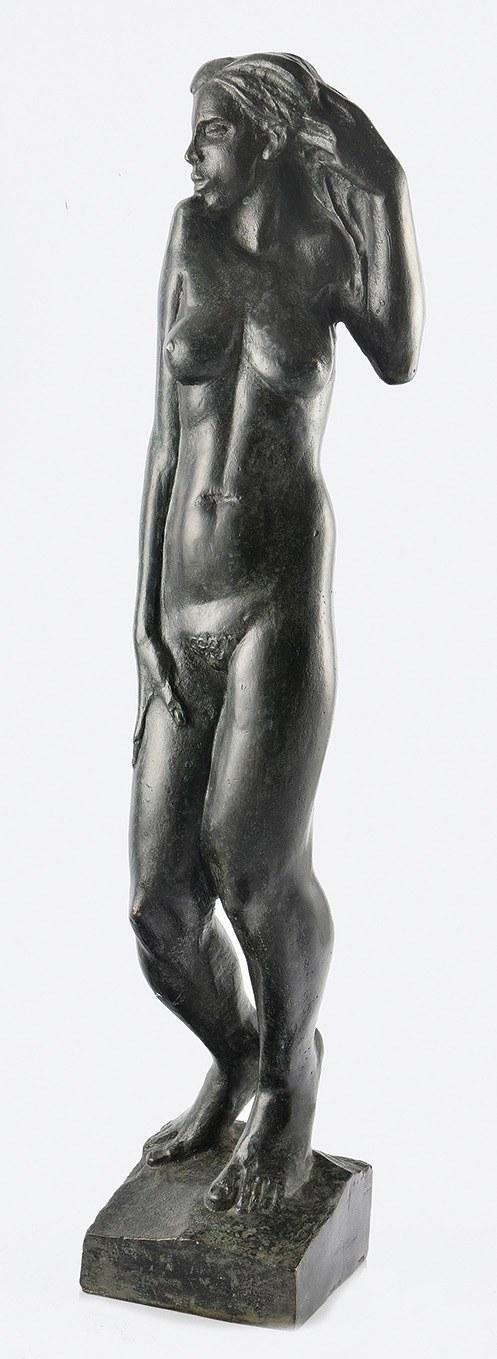 Marian KONIECZNY (1930-2017), Akt kobiecy, 1991