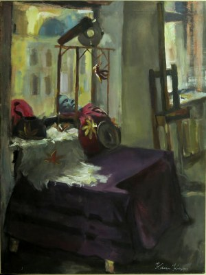 Katarzyna Kobylarz, Uczta Krabów, martwa natura