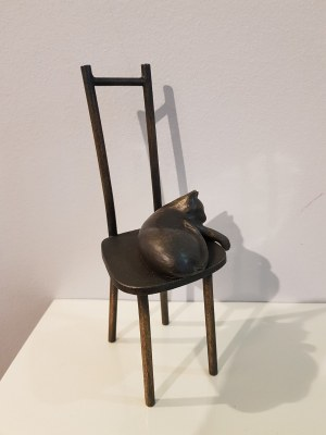 Krzysztof Kizlich - Kot na krześle