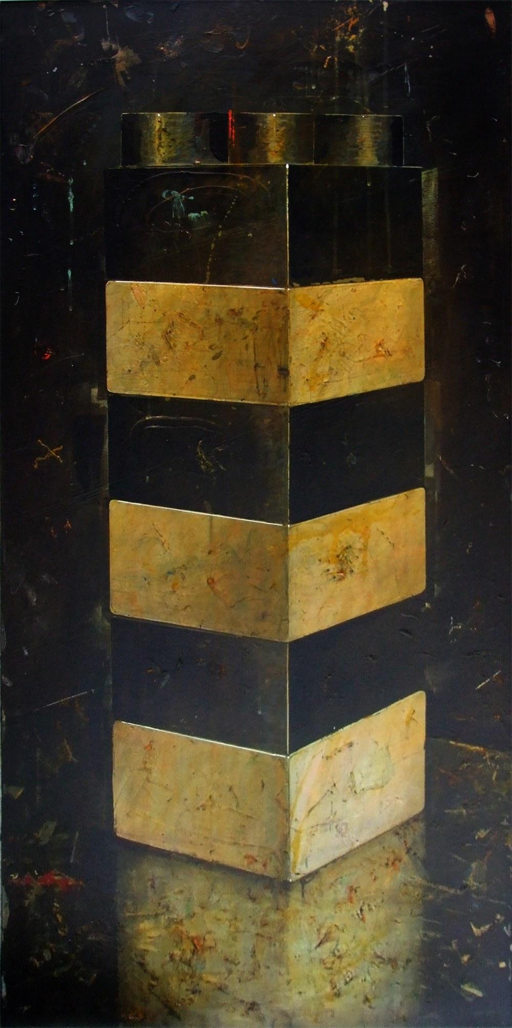 Zbigniew Gorlak, Wieża X z cyklu Bio Army Lego, 2016