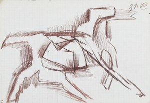 Jerzy Panek (1918-2001), Koń