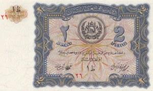 Afghanistan, 2 Afghanis, 1936, UNC, p15