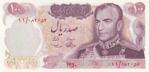 Iran, 100 Rials, 1971, UNC, p98