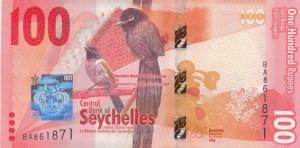 Seychelles, 100 Rupees, 2016, UNC, p50
