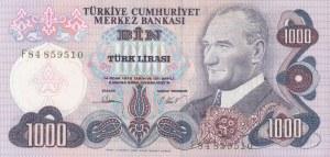 Turkey, 1.000 Lira, 1981, UNC (-), 6/3. Emission, p191
