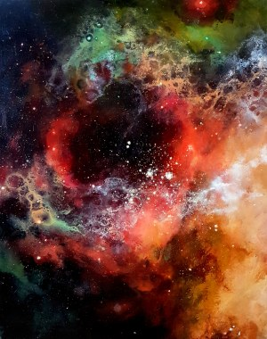 Mucha Grażyna, Kosmos