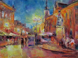 Lipowska Marta, Stary Rynek w Toruniu
