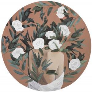 Andrulewicz Dominika, WHITE FLOWER, 2019