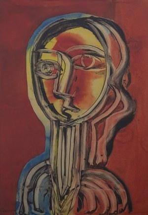 Jerzy TCHÓRZEWSKI (1928-1999), Głowa Dziewczyny, 1956