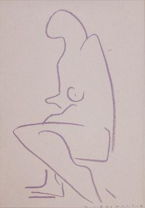 Jacek MARKUNAS (1952-2005), Akt