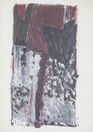 Jan BERDYSZAK (1934-2014), Kompozycja 1962
