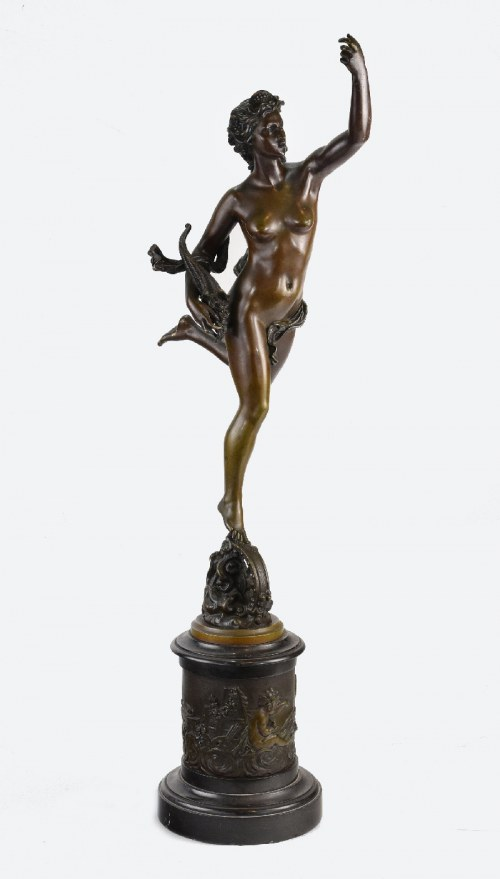 Giovanni DA BOLOGNA [GIAMBOLOGNA] (1529-1608), Fortuna