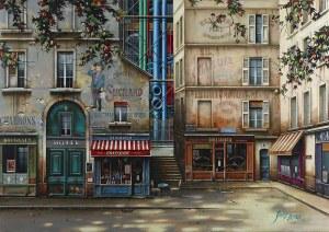 Jan Stokfisz-Delarue, Pompidou