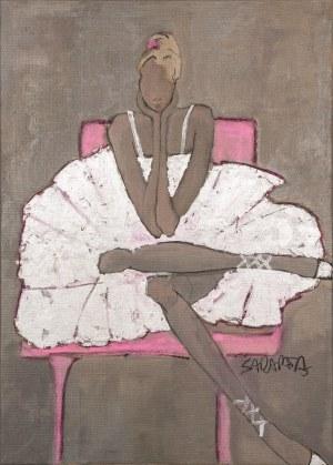 Joanna Sarapata, Ballerina, 2019