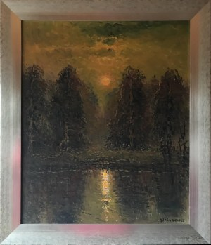 Wiktor Korecki, Zachód słońca