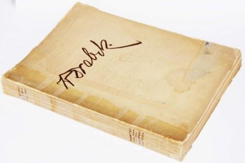 [DRABIK WINCENTY]. WINCENTY DRABIK 1881-1933. Pod redakcją Mieczysława Rulikowskiego.