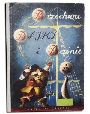 BRZECHWA JAN - BAJKI I BAŚNIE.Ilustrował Jan Marcin Szancer