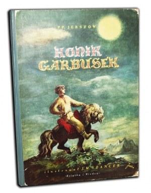 JERSZOW PIOTR - KONIK GARBUSEK. Ilustrował Jan Marcin Szancer.