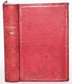 PRZEGLĄD POZNAŃSKI. PISMO SZEŚCIOTYGODNIOWE. TOM XXX, 1860.