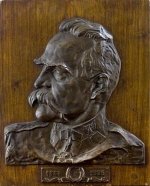 Faliks Robakowski/Robak (1896-1980), Popiersie Józefa Piłsudskiego