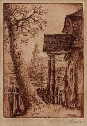 Józef Pieniążek (1888-1953) Krzemieniec, 1923