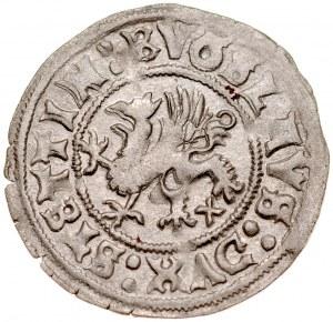 Pomorze, Bogusław X 1478-1523, Wit 1515, Szczecin.