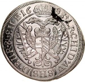 Śląsk, Leopold I 1657-1705, VI krajcarów 1683/2, Wrocław.