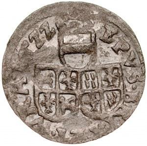 Śląsk, Księstwo Nyskie Biskupów Wrocławskich, Karol Austriacki 1608-1624, 3 krajcary 1622, Nysa.