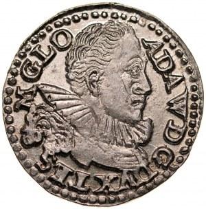 Śląsk, Księstwo Cieszyńskie, Adam Wacław 1579-1617, Trojak 1597, Cieszyn.