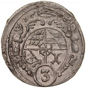 Śląsk, Księstwo Wirtembersko-Oleśnickie, Chrystian Ulryk 1668-1704, Greszel 1696, Oleśnica.