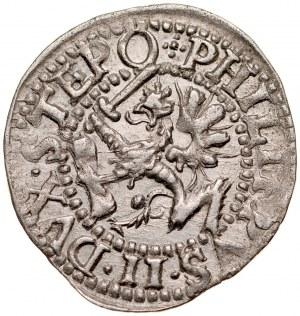 Pomorze, Filip II 1606-1618, Grosz 1614, Szczecin.