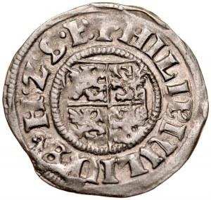 Pomorze, Filip Juliusz 1592-1625, Grosz 1610, Nowopole.