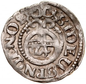Pomorze, Filip Juliusz 1592-1625, Grosz 1612, Nowopole.