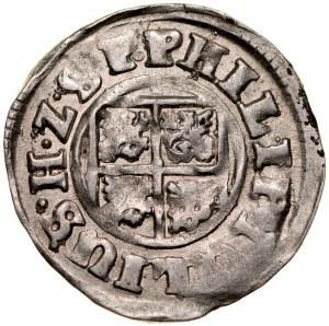 Pomorze, Filip Juliusz 1592-1625, Grosz 1616, Nowopole.