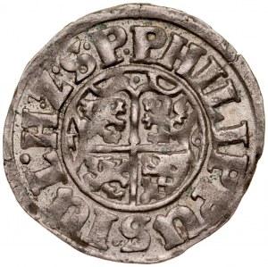 Pomorze, Filip Juliusz 1592-1625, Szeląg podwójny 1616, Nowopole.
