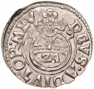 Pomorze, Bogusław XIV 1617-1620, Grosz 1619, Darłowo.