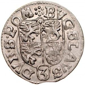 Pomorze, Bogusław XIV 1617-1620, Grosz 1618, Darłowo.